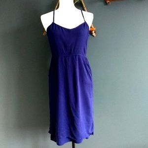 Forever 21 Blue Dress with Pockets * Size Medium